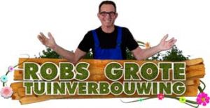 Rob's grote tuinverbouwing